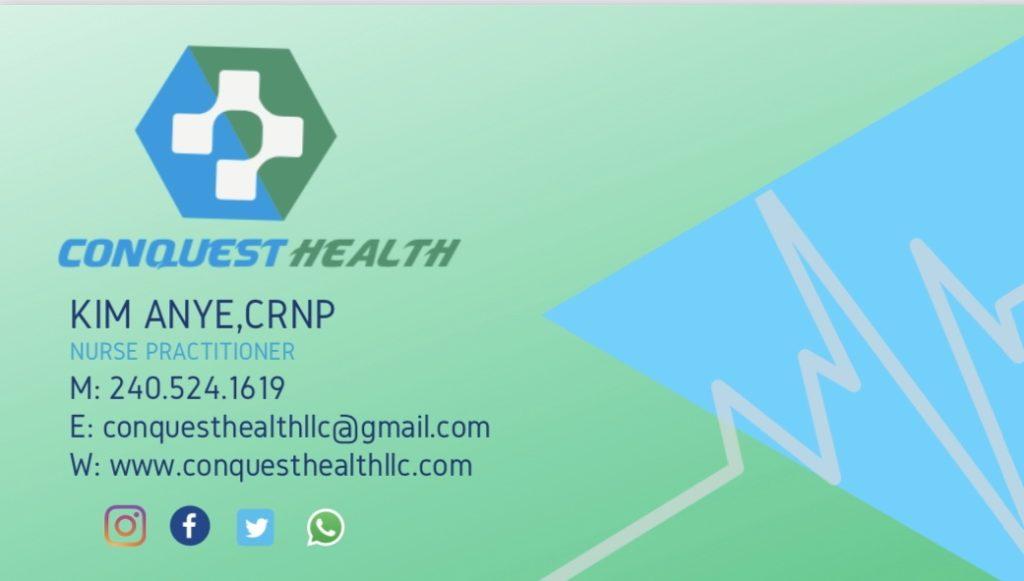 Telehealth services-Conquest health llc